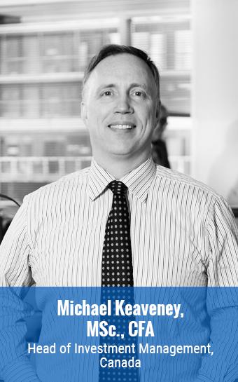 A photo of Michael Keaveney